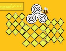 Rahul4754 tarafından Logo and Submark for Honeycomb Fox için no 22