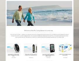 joshuacorby2014 tarafından Design a WebGluco RX Websitesite Mockup için no 11