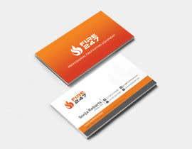 sunnyw tarafından Fire247 Business card için no 8
