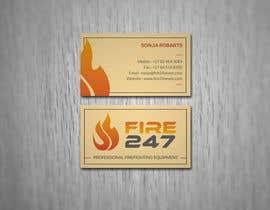 jhashivshankar8 tarafından Fire247 Business card için no 16