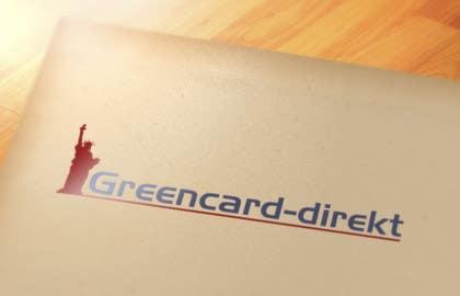 keshadesigns tarafından Design a Logo for a Greencard / Visa Agency için no 5