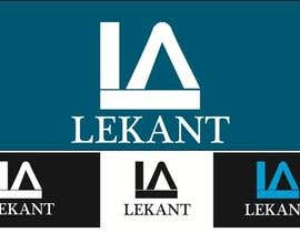 #245 for Design a Logo for Lekant by sanjibcreation