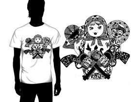 Anton206 tarafından Design a T-Shirt for streetwear brand için no 26