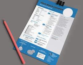 resumedesigner tarafından Design a personal CV and work history ( with sketch simple drawing ) için no 10