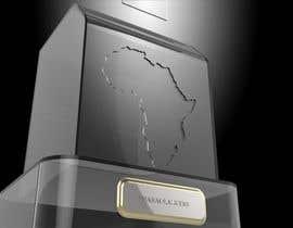 pharaolancers tarafından Design a 3D CAD Design for an award için no 7