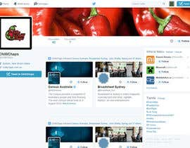 Streletskiy tarafından Design a Twitter background için no 8