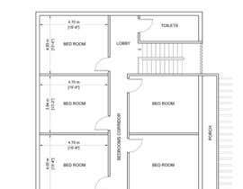 ahmedelkousy tarafından Design a House with Floor Plans and Elevation için no 6