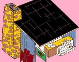 subhanxmera tarafından Design a House with Floor Plans and Elevation için no 13
