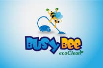 Graphic Design Contest Entry #208 for Logo Design for BusyBee Eco Clean. An environmentally friendly cleaning company