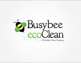 jennfeaster tarafından Logo Design for BusyBee Eco Clean. An environmentally friendly cleaning company için no 167