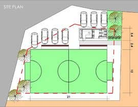 #22 for 5/6 a side mini soccer pitch af walkingprimate