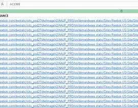 gbelovari1 tarafından Scrape images for a list of product codes için no 18