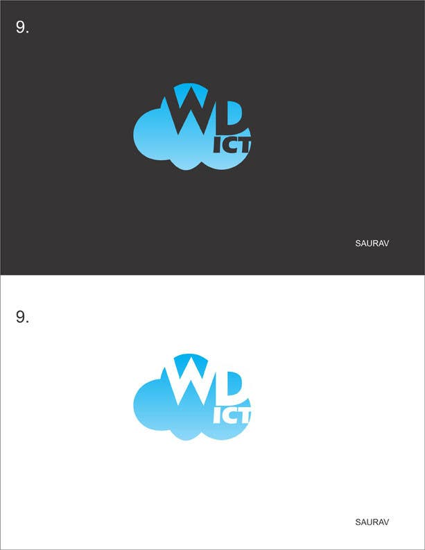 Bài tham dự cuộc thi #                                        48                                      cho                                         Create a corporate design for a ICT solutions company