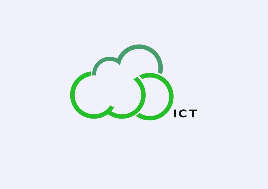 #28 for Create a corporate design for a ICT solutions company by jerrydkv