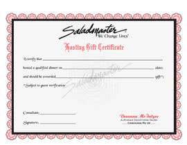 Mazeduljoni tarafından Design a certificate için no 25