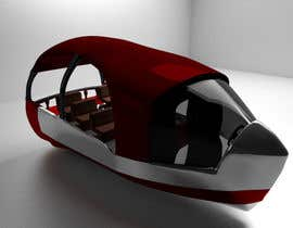#13 for Concept Boat Design - 1 concept only by vviikkrraanntt