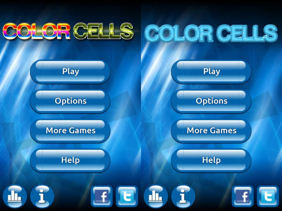 #7 for I need some Graphic Design for game screen by PwkWlcn