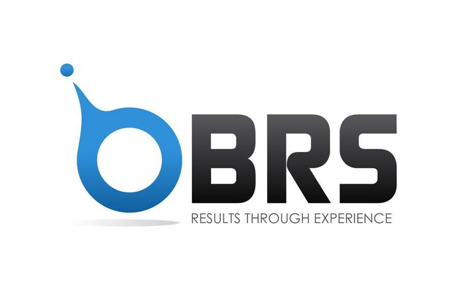 Kilpailutyö #447 kilpailussa Logo Design for BRS