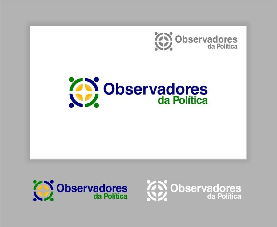 #138 for Projetar um Logo for Observadores da Política by jummachangezi