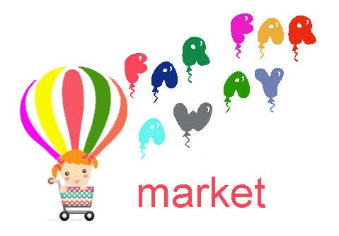 Penyertaan Peraduan #101 untuk Design a Logo for Far Far Away Market