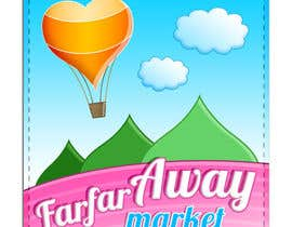 #103 for Design a Logo for Far Far Away Market by fgiacomino