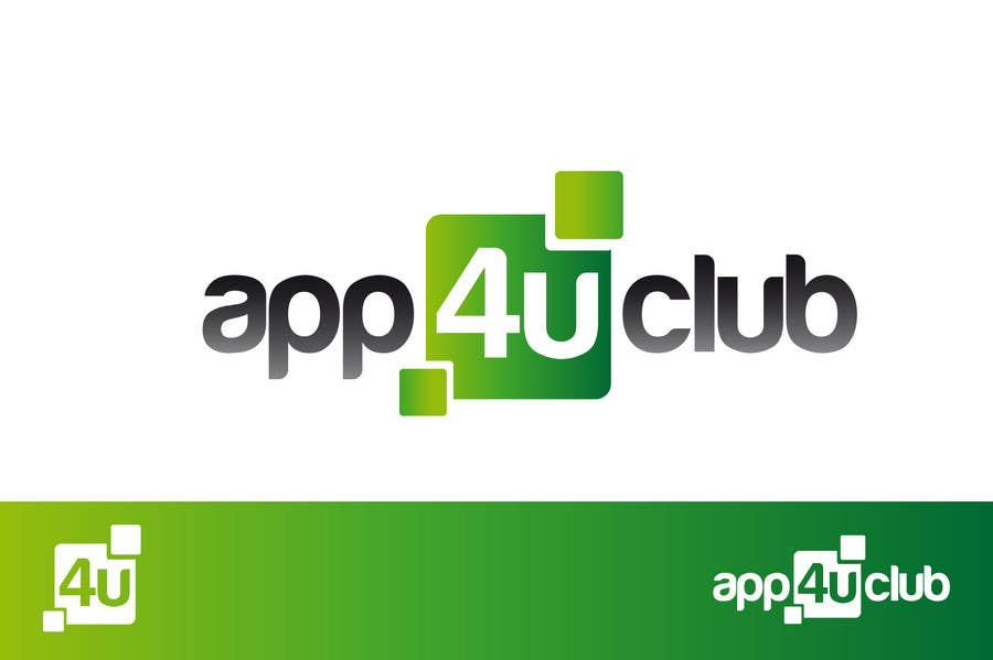 Contest Entry #24 for Logo Design for App 4 u Club