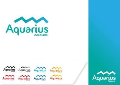 #168 for Design a Logo for Aquarius Accounts by creativeartist06