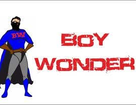 #106 for Design a Logo for boy wonder by kasif20