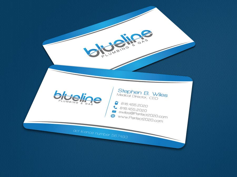 Entry #57 by ALLHAJJ17 for Design some Business Cards and Fridge ...