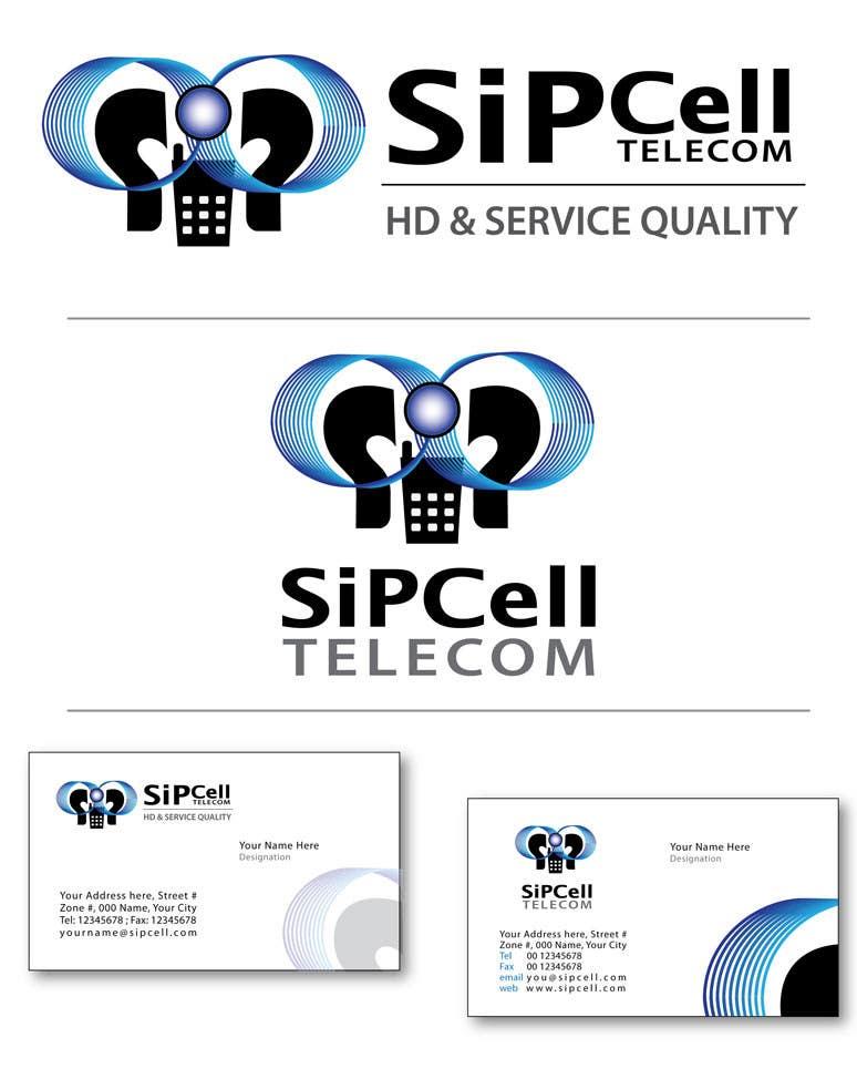 #71 for Design a Logo for Telecom Business by JosephMarinas