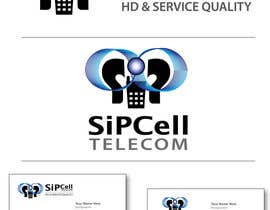 nº 71 pour Design a Logo for Telecom Business par JosephMarinas
