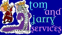 Contest Entry #26 for Design a Logo for Tom and Jarry Services - NB this logo must be based upon Tom and Jerry and include characters based on this. DO not submit unless this is done