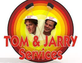 Nro 24 kilpailuun Design a Logo for Tom and Jarry Services - NB this logo must be based upon Tom and Jerry and include characters based on this. DO not submit unless this is done käyttäjältä rubicsys