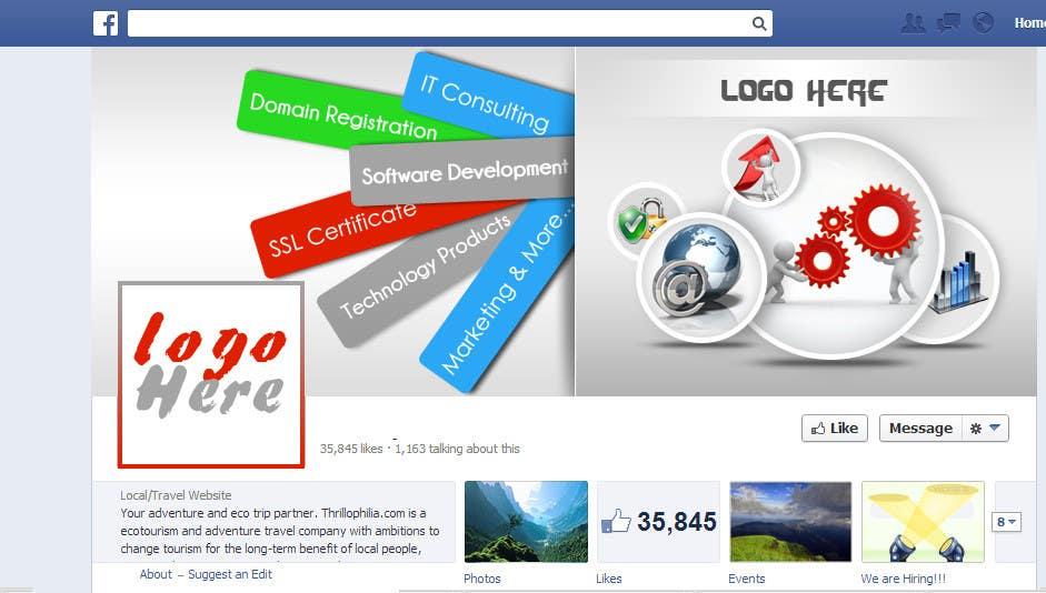 #10 for Facebook Timeline Cover by jahan121121