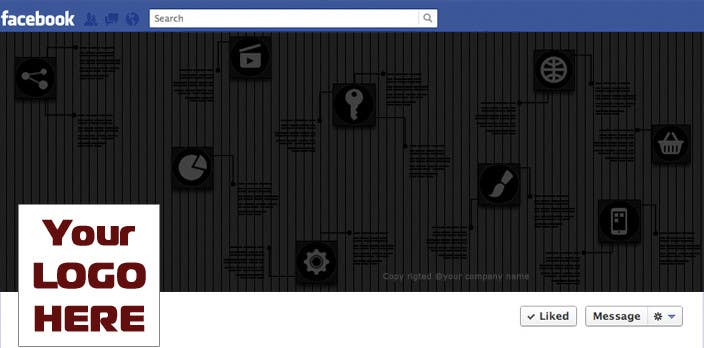 #4 for Facebook Timeline Cover by poujulameen