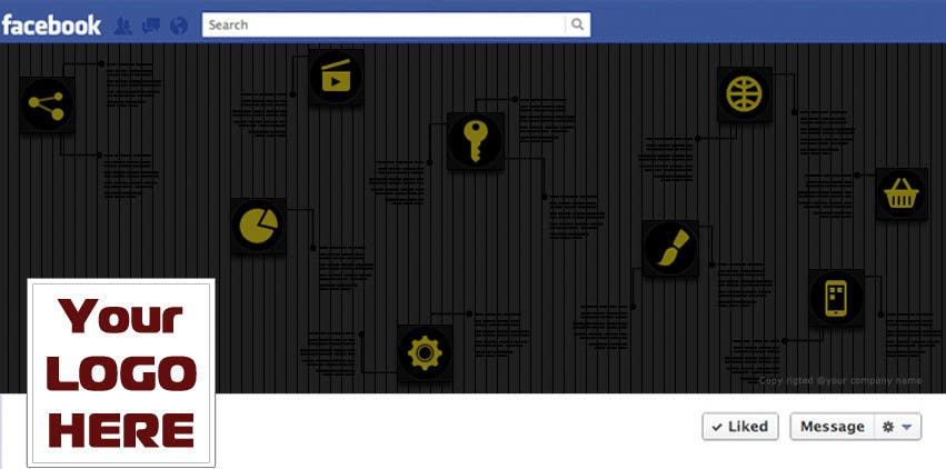 #5 for Facebook Timeline Cover by poujulameen