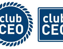 nº 20 pour Diseñar un logotipo for Club CEO par pablosebastian