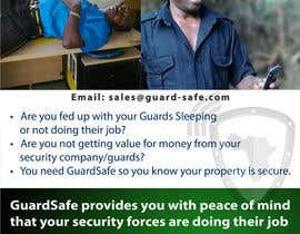 #35 cho I need some Graphic Design for www.guard-safe.com bởi entben12