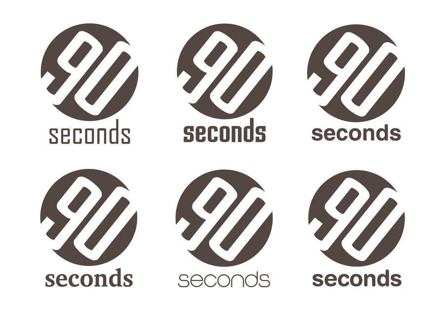 #98 for Design a Fresh Logo for 90 Seconds by estebanmuniz