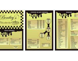 #54 para Graphic Design for Bentley's Chocolate Bar de cowboyrg