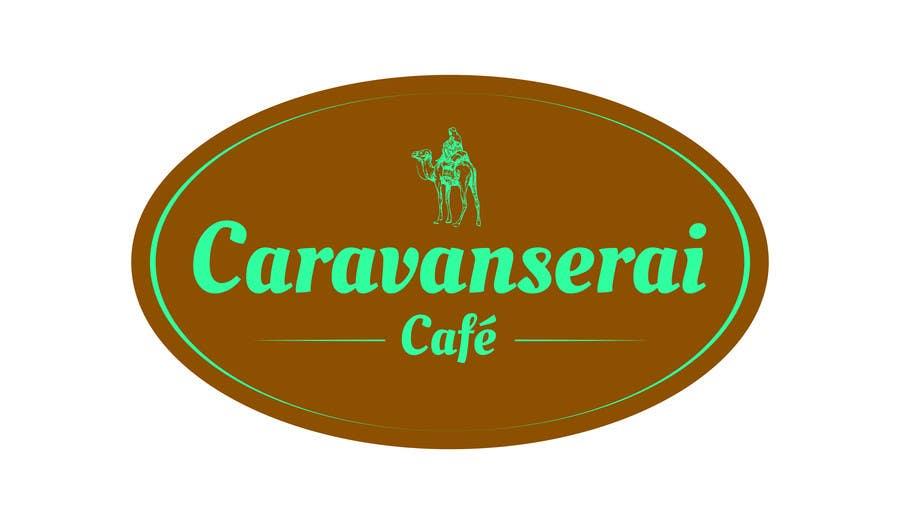 #51 for Design a Logo for Caravanserai café by studioprieto