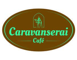 #53 for Design a Logo for Caravanserai café by studioprieto