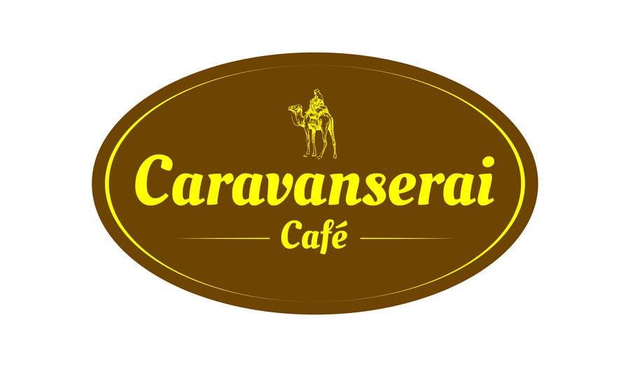 #56 for Design a Logo for Caravanserai café by studioprieto