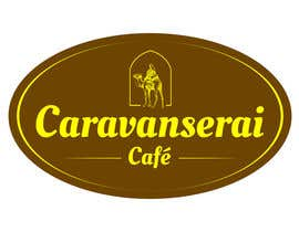 #57 for Design a Logo for Caravanserai café by studioprieto