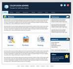 Contest Entry #4 for Design a Website Mockup for ColdfusionAdmins.com