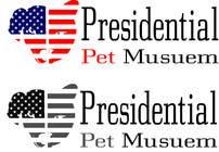 Bài tham dự #72 về Graphic Design cho cuộc thi Design a Logo for Presidential Pet Museum