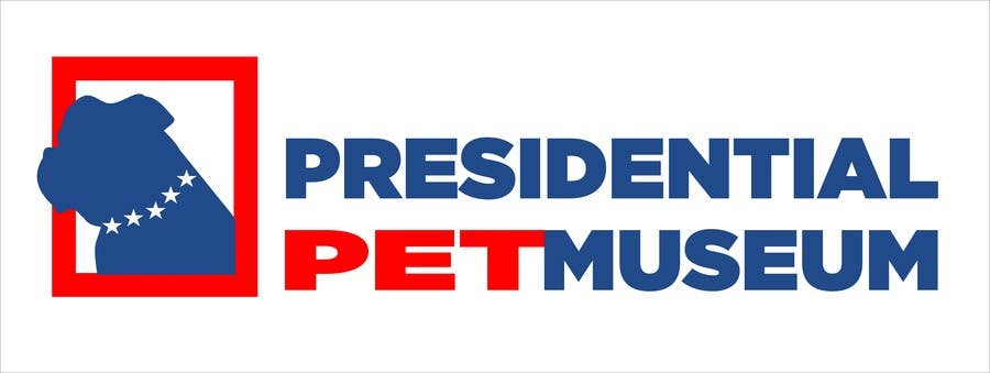 #106 for Design a Logo for Presidential Pet Museum by amelia1970