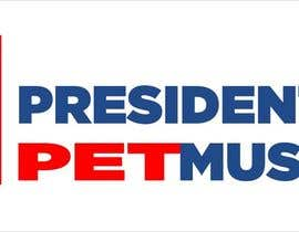 #106 para Design a Logo for Presidential Pet Museum por amelia1970