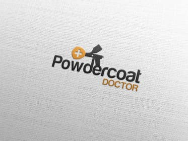 #9 for Design a Logo for Powdercoat Doctor by niccroadniccroad