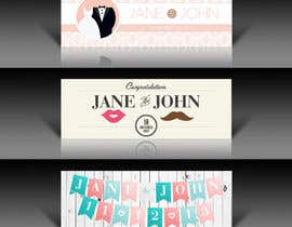 #1 para i need 5 wedding banners designed por afiqahnorizan